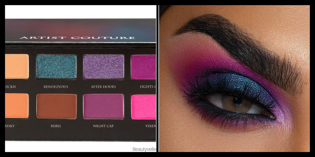 Artist Couture Midnight Maven Eyeshadow Palette