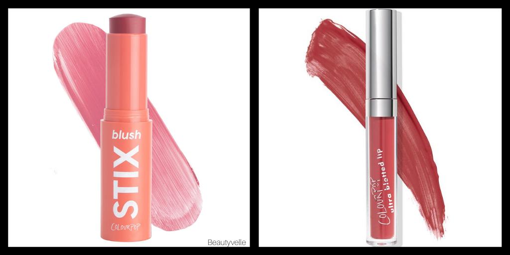 Colourpop Ulta Blush Lip Duo