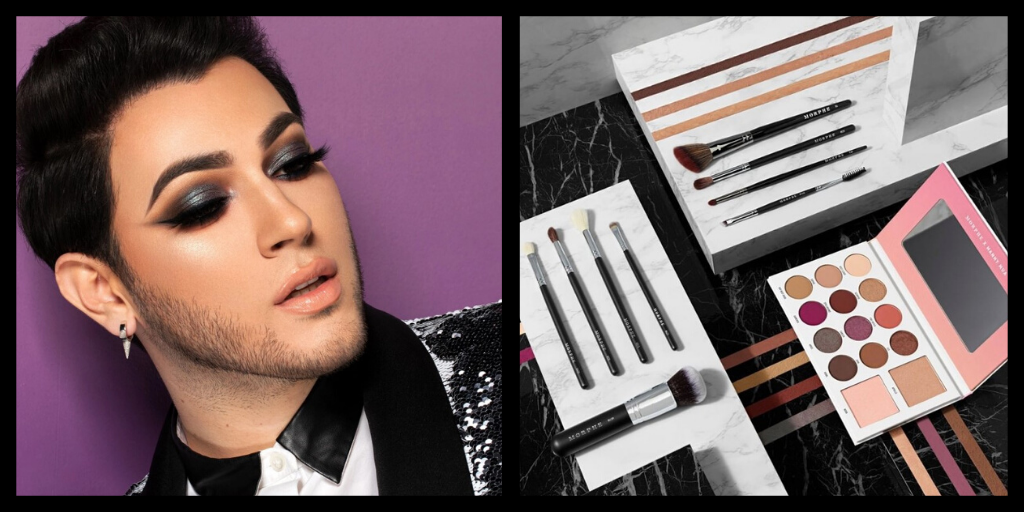 Morphe Manny Glam Collection